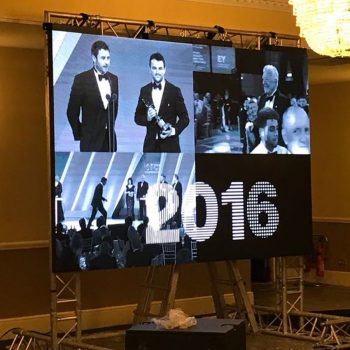 corporate promotional big screen hire 5