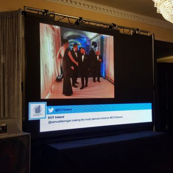 corporate promotional big screen hire 6