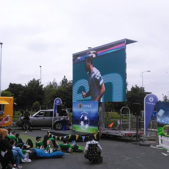event fanzone big screen hire 13
