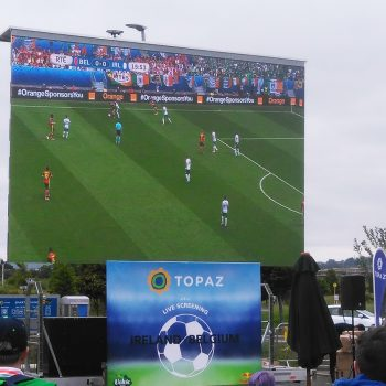 event fanzone big screen hire 15