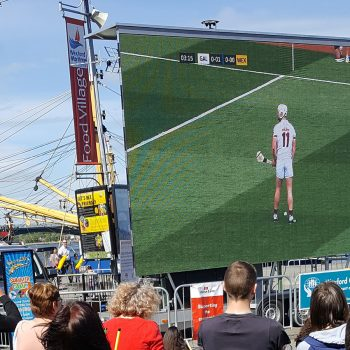 event fanzone big screen hire 3