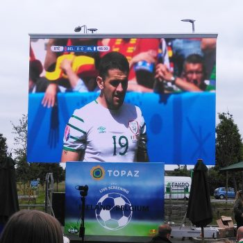 event fanzone big screen hire 9