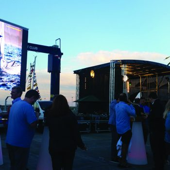 homecoming events big screen hire 4