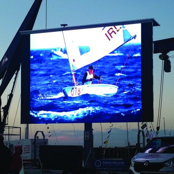 homecoming events big screen hire 1