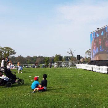 outdoor cinema big screen hire 2019 1
