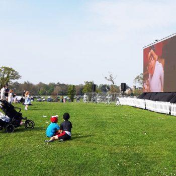 outdoor cinema big screen hire 2019 3