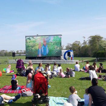 outdoor cinema big screen hire 2019 4