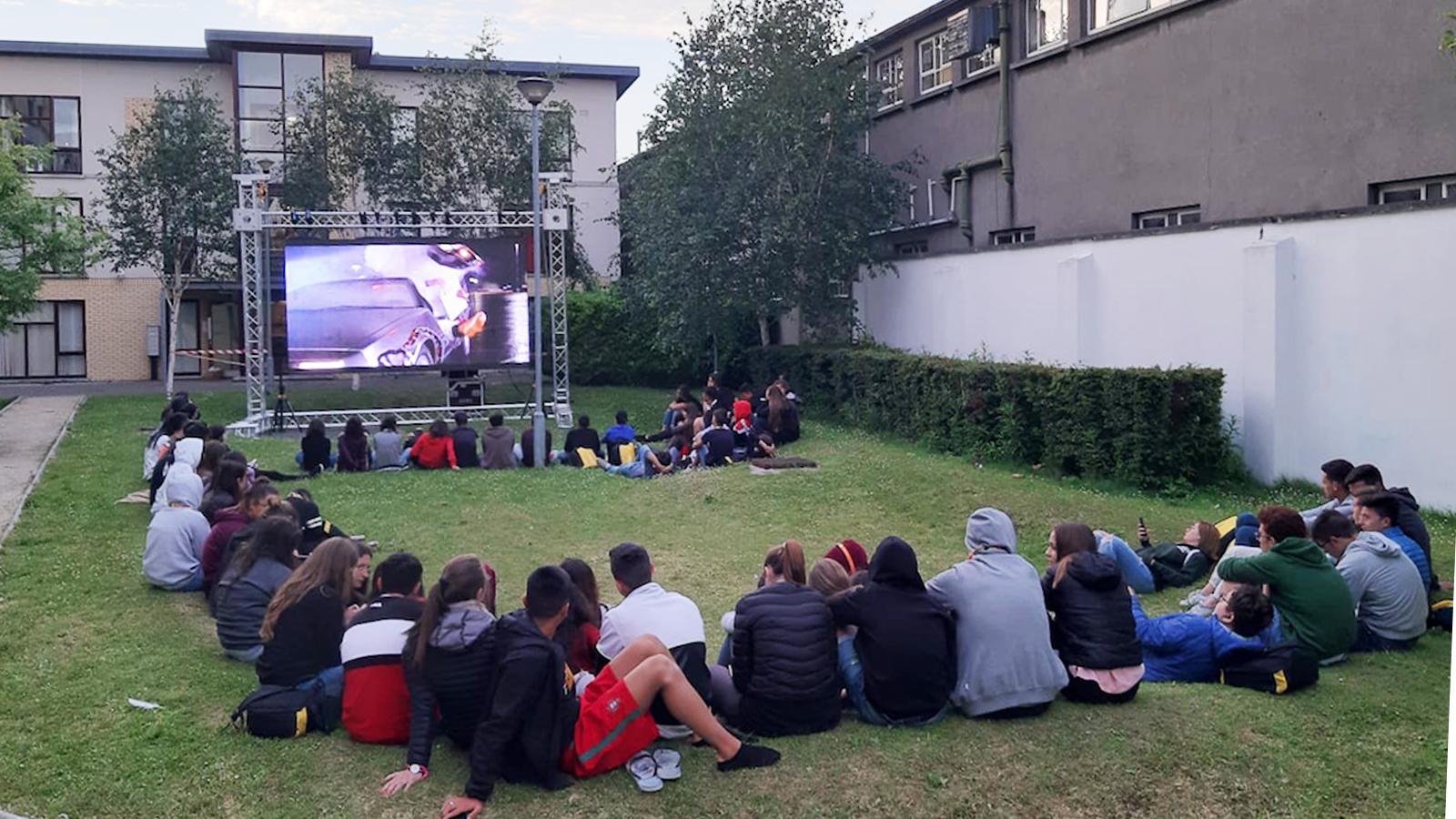 Outdoor Cinemas Big Screen Hire - Big Screen Hire - LED Screen
