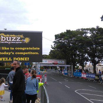 road races marathons big screen hire 10