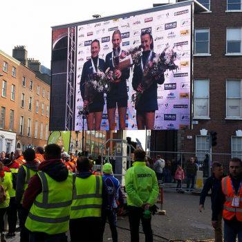 road races marathons big screen hire 7