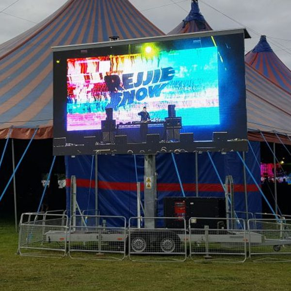 bigtv18 led screen big screen hire